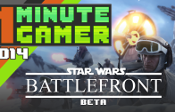 1MG – EP014: Star Wars Battlefront Beta