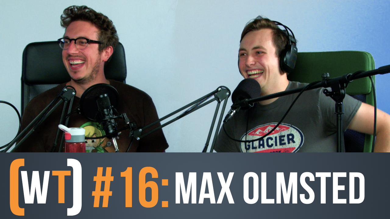 016: Max Olmsted