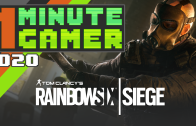 1MG – Episode 20: Rainbow 6 Siege