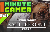1MG – Episode 21: Star Wars Battlefront Part 1
