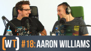 Working Title 018: AARON Williams