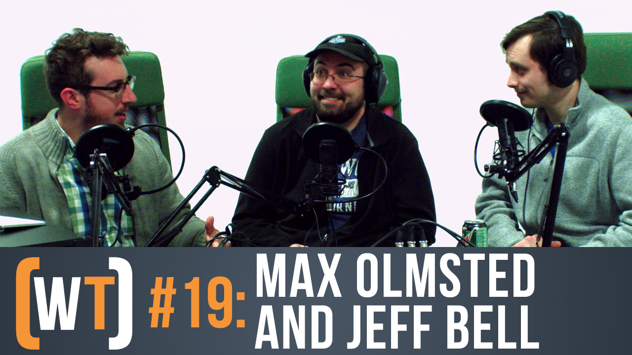 019: Max Olmsted & Jeff Bell