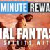 1MRW 09: Final Fantasy the Spirits Within