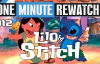 1MRW 12: Lilo & Stitch