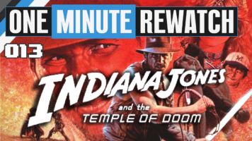 1MRW 13: Indiana Jones and the Temple of Doom