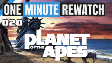 1MRW 20: Planet of The Apes
