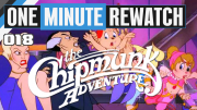 1MRW 18: The Chipmunk Adventure